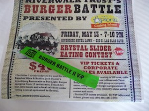 Burger Battle