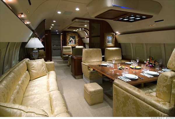 15 Incredible Luxury Jet Interiorswendy 39 S Blog Private